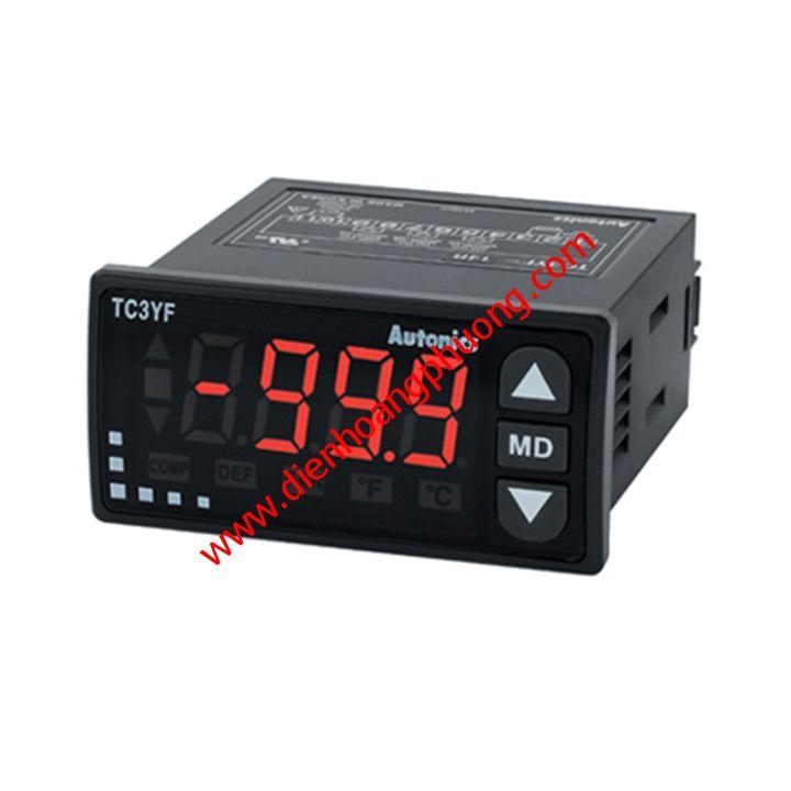 Bộ điều khiển nhiệt độ TC3YF-34R-RTD