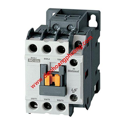 Contactor 22A 220V (MC-22b)