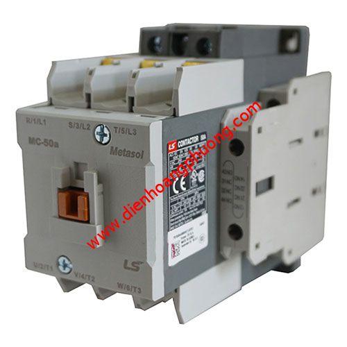 Contactor 50A 220V (MC-50a)